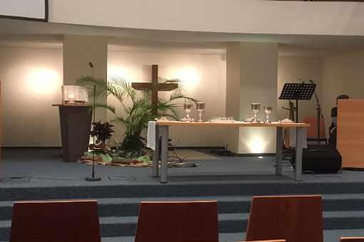 Baptisten in Spandau